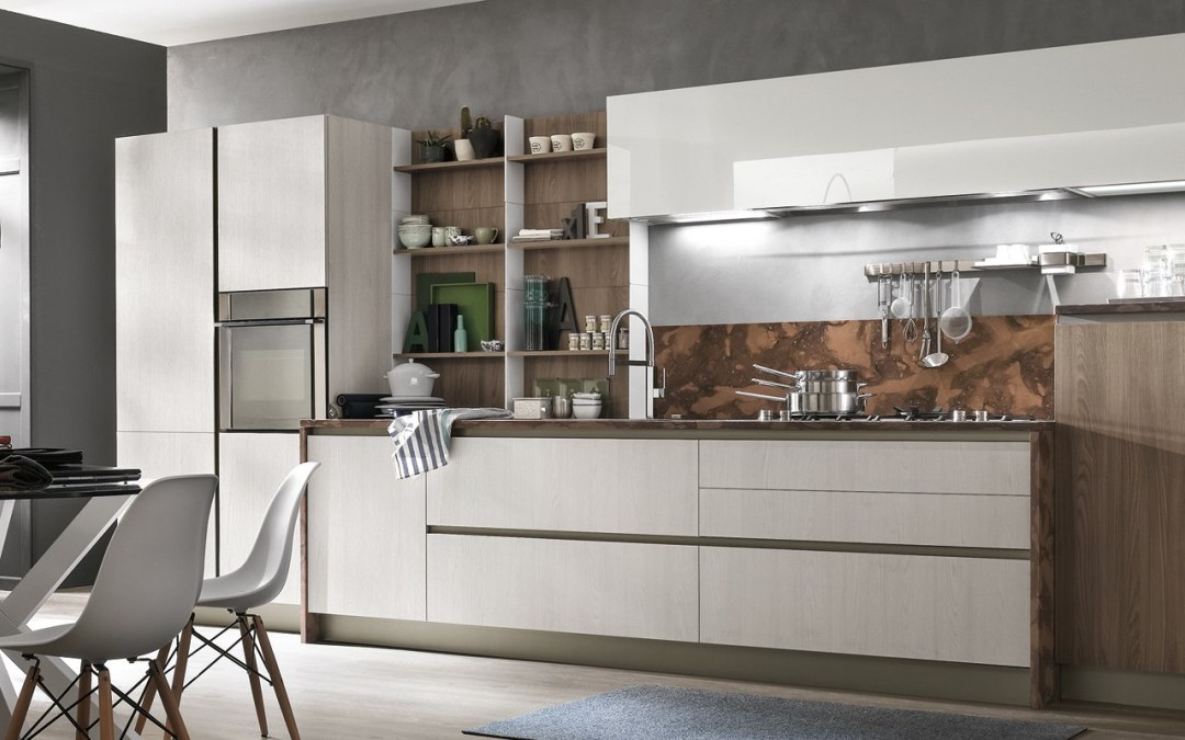 Cucina stosa urban - Cucine urban style ...