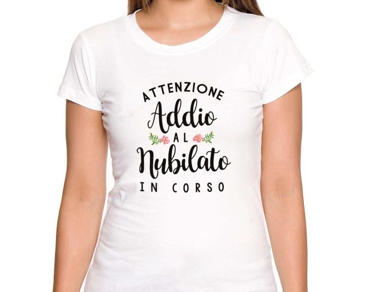 magliette per addio al nubilato