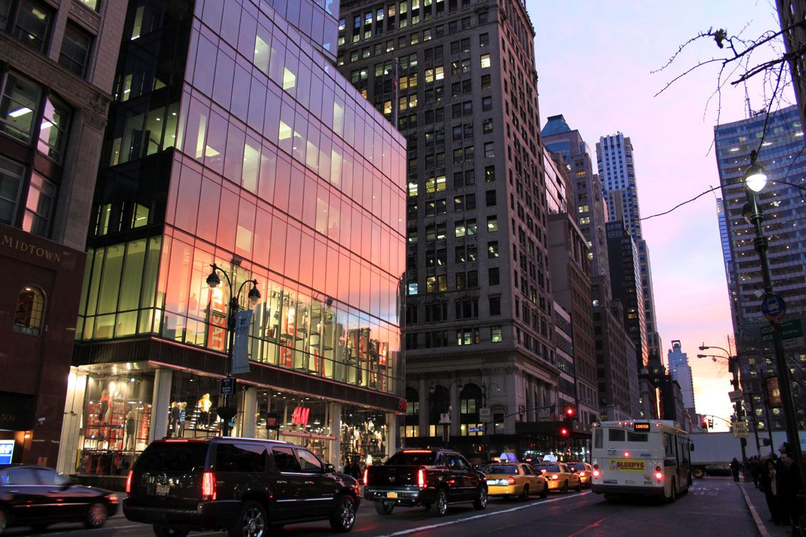 new york fifth avenue
